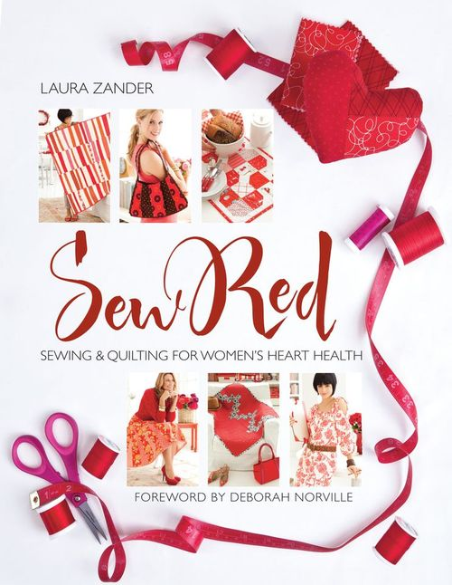Sew Red Cover